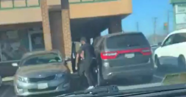 Dude Tried To Steal The Wrong Car & Pays The Price!
