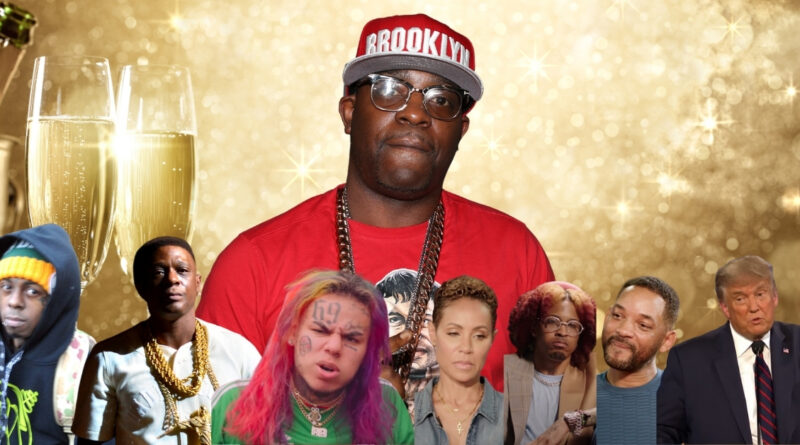 """Uncle Murda Calls Out Megan Thee Stallion, Lil Wayne, Boosie & More On Rap Up 2020"""""""