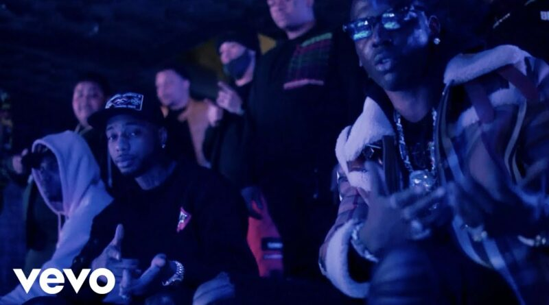 young dolph key glock penguins video