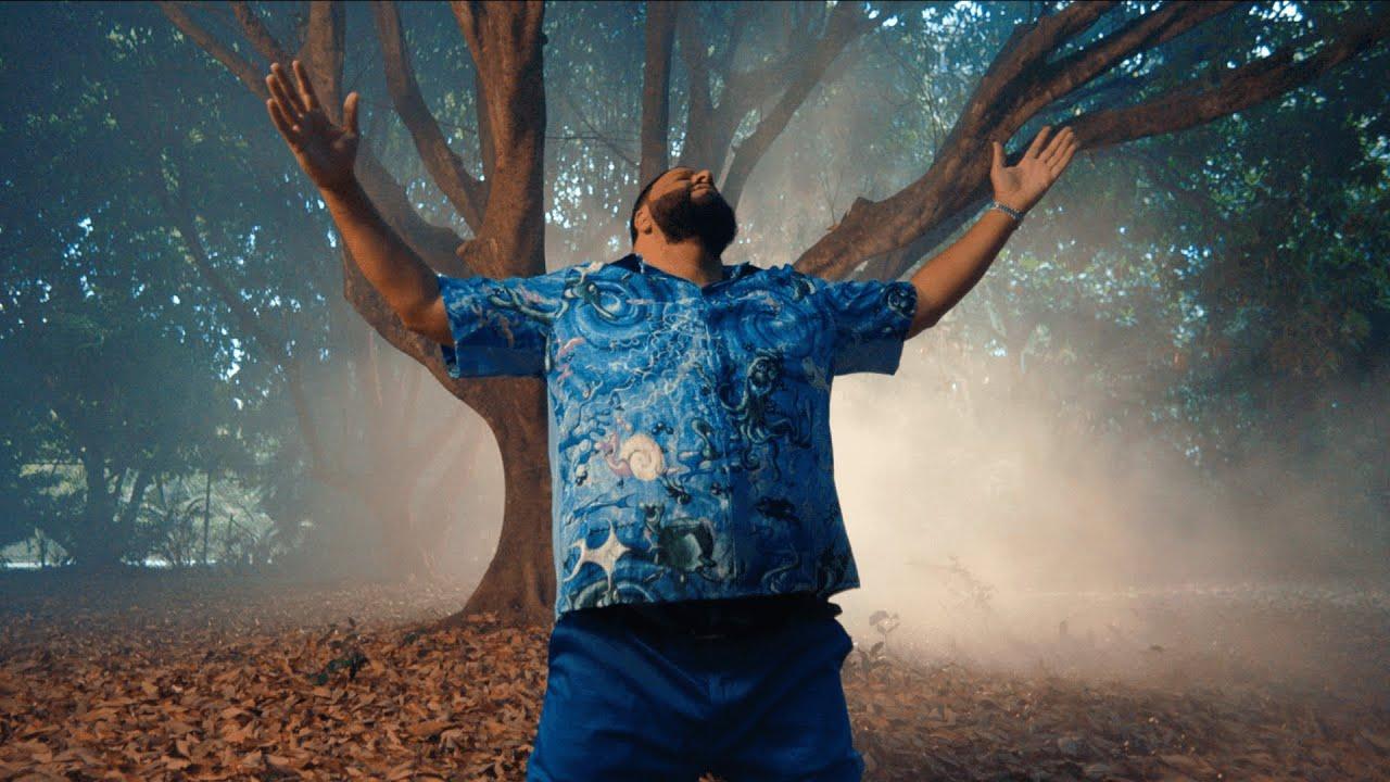 dj khaled thankful video