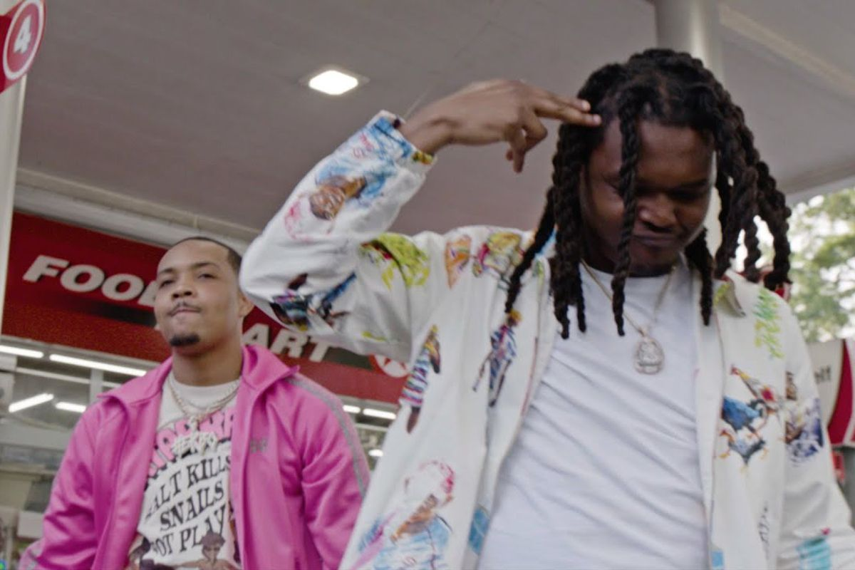Young Nudy Feat. G Herbo - 2Face