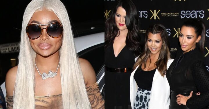 """Blac Chyna Calls Out The Kardashians: """"All Of Them Are Baby Mamas"""""""