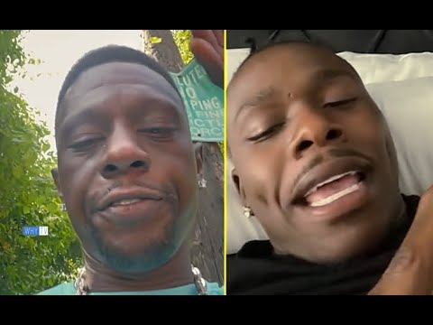 Boosie Speaks On People Trying To Cancel DaBaby