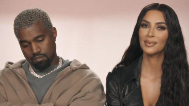 Kanye West Makes Kim Kardashian Diss Track