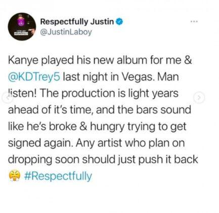 Meek Mill Says Big Cap on Kanye West