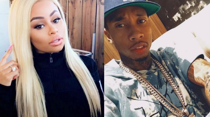 Blac Chyna Alleges Tyga Loves Trans