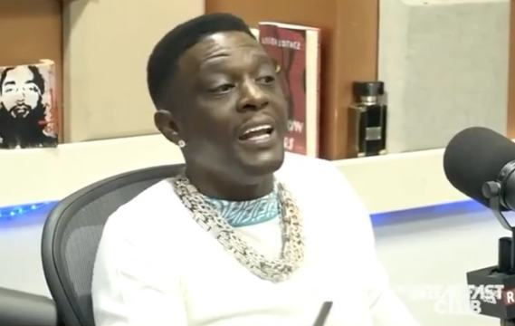 Boosie Clarifies Why He Would Beat Up Lil Nas X