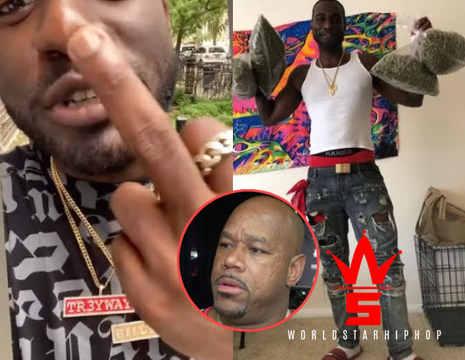 Nine Trey Blood Member Billy Ado Bans Wack 100 From Brooklyn