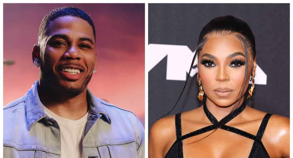 Ashanti Shuts Down Nelly Reconciliation Rumors, Says She's in a Relationship