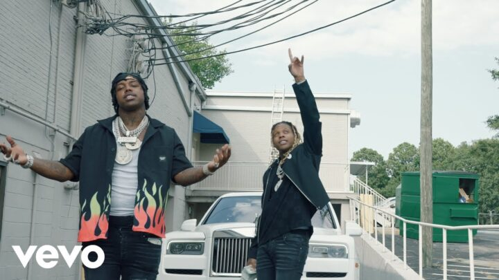 """EST Gee Connects With Lil Durk For """"In Town"""" Official Music Video"""