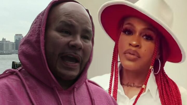 Fat Joe Calls Lil Mo & Vita 'Dusty Crack B*tches' During Verzus