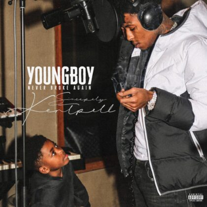 """NBA Youngboy Shares New Album """"Sincerely, Kentrell"""": Stream"""