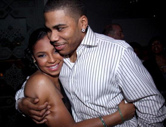 Nelly Explains VERZUZ Ashanti Hug