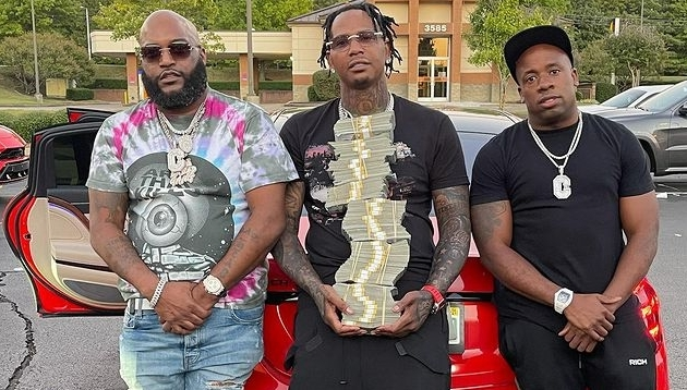 Yo Gotti Gifts Moneybagg Yo $1.5 Million & A Rolex For His Birthday