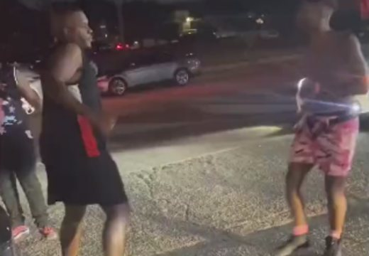 Dude Was Given A Chance To Walk Away But He Chose Violence Instead