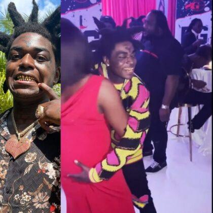 Kodak Black Dances Kompa With His Mother