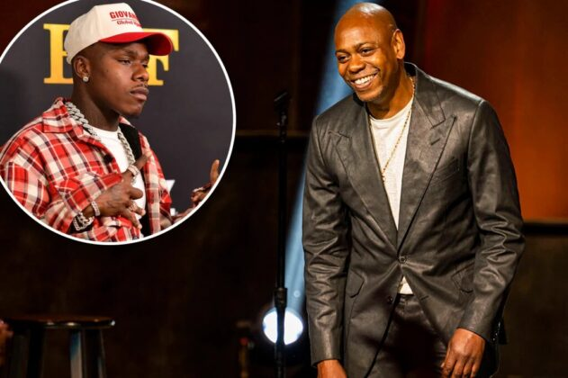 Dave Chappelle Defends DaBaby In Netflix Show