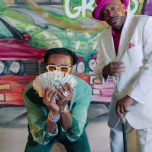 Quavo & Yung Miami - Strub Tha Ground
